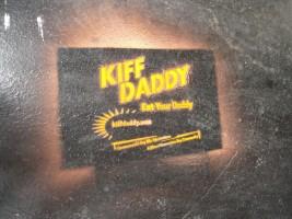 pochoir pub temporaire kiff daddy
