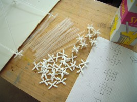 structure installation boites