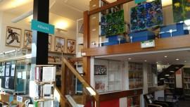 expo Folie bibliothèque Vivier