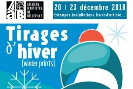 expo Tirages d'hiver - AAB - décembre 2018