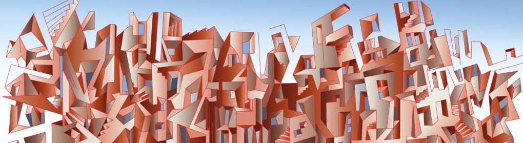 la cour de la bête - folie architectecturale